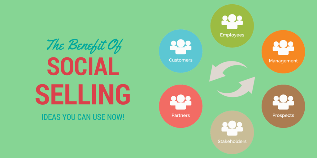 SOCIAL SELLING ecommerce