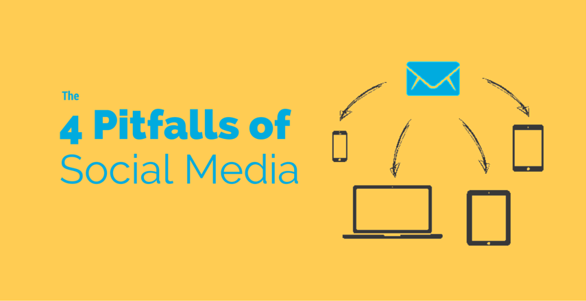 pitfalls of social media